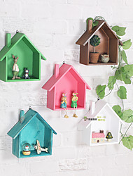 1PC Home Decoration Decoration Woody The Wall Shelf