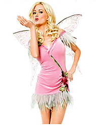 Cosplay Costumes Cosplay Festival/Holiday Halloween Costumes Others Dress Wings Tanga Halloween Female Spandex Terylene