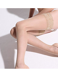 Thin Stockings,Lace Spandex