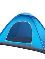 2 Pessoas Tenda Acessórios de Tenda Único Barraca de acampamento Tenda Automática Manter Quente Á Prova de Humidade Bem Ventilado