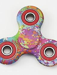 Handkreisel Handspinner Spielzeuge Tri-Spinner Metall ABS EDCStress und Angst Relief Büro Schreibtisch Spielzeug Lindert ADD, ADHD,