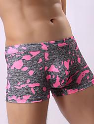Sexy Sous-vêtements Ultra Sexy Boxers-Nylon