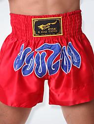 Muay thai boxing shorts pantalons shorts pantalons shorts sanda fight