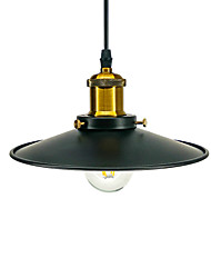 Loft iron Chandelier Black For Bar Coffee Dining Kitchen Pendant Lamp