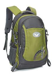 25 L Sac à Dos de Randonnée Camping & Randonnée Escalade Sport de détente Etanche Résistant à la poussière Multifonctionnel Respirable