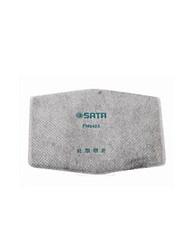 Filtre à skadden protection de soudure en coton filtre filtre à particules professionnel / 1 vice