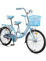 Bicicleta Confortável Ciclismo Others 22 polegadas 24 polegadas Freio em V Sem Amortecedor Sem Amortecedor Comum Anti-Escorregar Aço