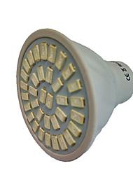 2W GU10 GU5.3(MR16) E27 Luz de LED para Estufas MR16 35 SMD 5733 99-222 lm Vermelho Azul AC110 AC220 V 1 pç