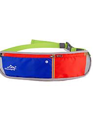 Shoulder Bag for Leisure Sports Cycling/Bike Fitness Traveling Running Jogging Sports BagWaterproof Rain-Proof Waterproof Zipper Wearable