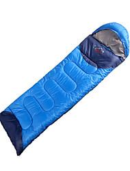 Sleeping Bag Rectangular Bag Single 20 Hollow CottonX75 Camping Traveling Keep Warm