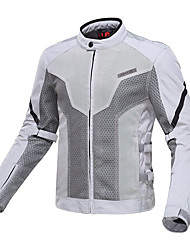 Cycling Jacket Men's Bike Jacket Breathable Comfortable Protective Cotton Nylon Terylene Sports Cycling/Bike Motobike/Motorbike Summer