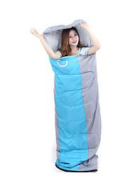 Saco de dormir Retangular Solteiro (L150 cm x C200 cm) -3 15 20 Algodão T/C 210X75 Campismo Á Prova de Humidade Mantenha Quente 自由之舟骆驼