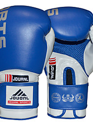Boxing Gloves for Boxing Full-finger Gloves Protective Leather Nylon