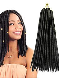 Extensões de cabelo Tranças de cabelo