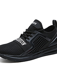Brand Men's Trainers 2017 New Fashion Sneakers Comfort Tulle Running Breathable Shoes Plus Size 39-45
