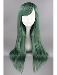 anime verde parrucca 26inch cosplay kagerou progetto-Kido tsubomi cs-167f