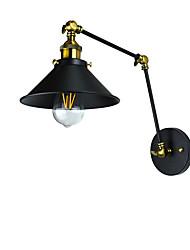 AC 100-240 4 E27 Rustique Traditionnel/Classique Peintures Fonctionnalité for LED Ampoule incluse,Vers le Bas Appliques murales LED