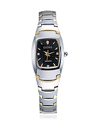 Women's Fashion Watch Quartz Stainless Steel Band Casual Rose Gold Brand