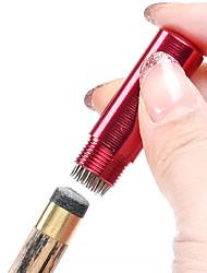 Cue Tip Sinuca Piscina Tamanho Compacto Tamanho Pequeno Liga de Alumínio