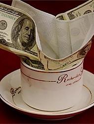 Nouveau papier de toilette de 100 dollars à chaud nouveau-né Serviette de papier impression douce confort naturel personnalité drôle mode