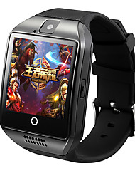 YY Q18PLUS Smartwatch Android 5.1 MTK6572M 1.3G Quad Core 512MB 4GB with GPS WIFI SIM 3G Smart watch Phone for Android IOS