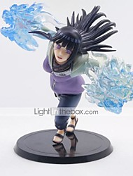 Anime Action Figures Inspired by Naruto Hinata Hyuga PVC CM Model Toys Doll Toy