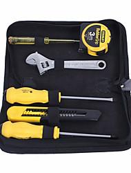 Stanley Haushalt Werkzeug-Set 6 Stück Reparatur-Tool lt-098-23c