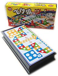 Настольная игра Игры и пазлы Квадратная Пластик