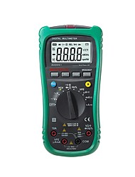 Huayi Instrument 3 4/3-Bit Automatic Range Full Protection Non-contact Voltage Detection Digital Multimeter MS8260F