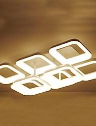 Montaggio del flusso ,  Contemporaneo Tradizionale/Classico Pittura caratteristica for LED Legno/bambùSalotto Camera da letto Sala da