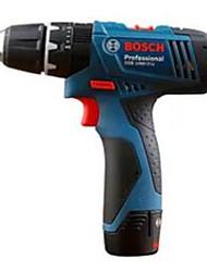 Bosch Schlagbohrung 10.8 Lithiumbatterieaufladung Typ 2 Batterien 10 mm gsb 10.8