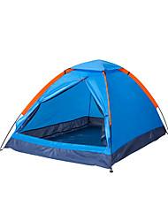 2 человека Световой тент Один экземляр Палатка Складной тент Влагонепроницаемый Хорошая вентиляция Водонепроницаемость Компактность С