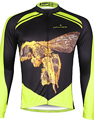 Ilpaladin Sport Men Long Sleeve Cycling Jerseys  CX737