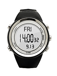 deporte de la manera del reloj digital relojes altímetro barómetro EZON h009a15 van de excursión de los hombres del reloj montañismo