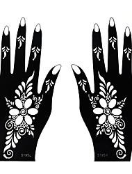 Tatuagens Adesivas Série Florida Séries Totem Outros Série dos desenhos animados Série romântica EstampadoFeminino AdolescenteTatuagem