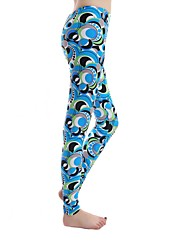Sports Women's Wetsuit Pants Breathable Quick Dry Anatomic Design Neoprene Diving Suit Tights-Diving Spring Summer Floral / Botanical