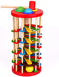 Building Blocks Educational Toy Track Sets For Gift  Building Blocks Model & Building Toy Wood 2 to 4 Years 5 to 7 Years Toys