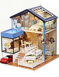 DIY KIT Leisure Hobby Square Plastic