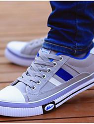 Herren-Sneakers Frühjahr Komfort Leinwand im Freien