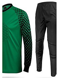 361°® Men's Soccer Tracksuit Breathable Comfortable Summer Polyester Football/Soccer
