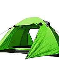 2 человека Световой тент Один экземляр Семейные палатки Однокомнатная Палатка 1000-1500 мм СтекловолокноВодонепроницаемый