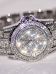 Hot Sale Women Watches Fashion Diamond Dress Watch High Quality Luxury Rhinestone Lady Wristwatch Quartz Watch Dropshipping Strap Watch