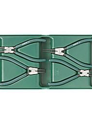Sata комплект бытовые инструменты 4 шт 09911 застежка-молния