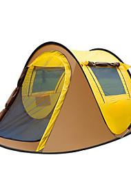 3-4 personnes Tente Accessoires de tente Tente de Plage Unique Tente de camping Tente Pop Up Garder au chaud Résistant à l'humidité Bonne
