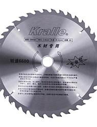 Talon: lâmina de serra de liga de 9 polegadas é 230 x 40t - / 1 lâmina de serra para madeira