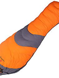 Sac de couchage Sac Momie Simple -20 -10 0 Duvet de canard80 Camping ExtérieurRésistant à l'humidité Etanche Respirabilité Garder au