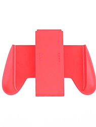 Hand Grip Handle Gamepad Holder Joypad Stand for Nintendo Switch Red
