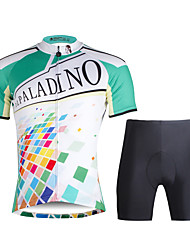Paladin Sport Men  Cycling Jersey  Shorts Suit DT740