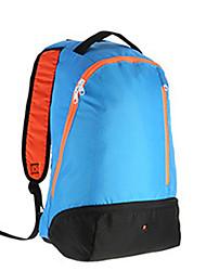 Mochila para Acampar e Caminhar Montanhismo Viajar Bolsas para Esporte Á Prova-de-Água Vestível Bolsa de Corrida 20Azul Marinho Azul Céu