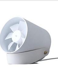 Feather Mute Soft Wind Touch Smart USB Double Hakaze Fan